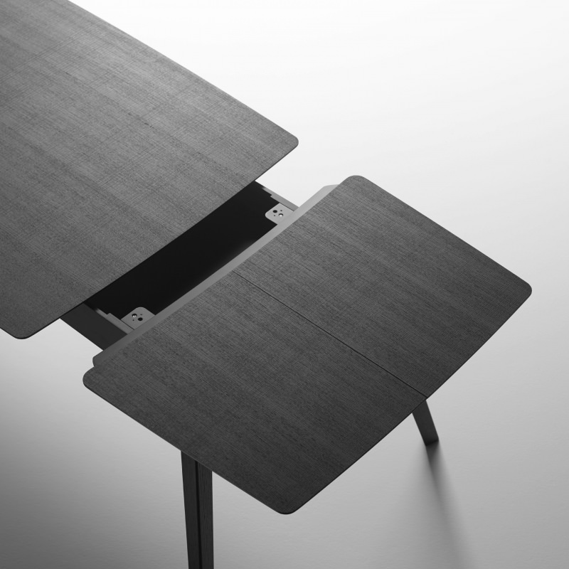 table rallonge table extensible table aise table treku. Black Bedroom Furniture Sets. Home Design Ideas