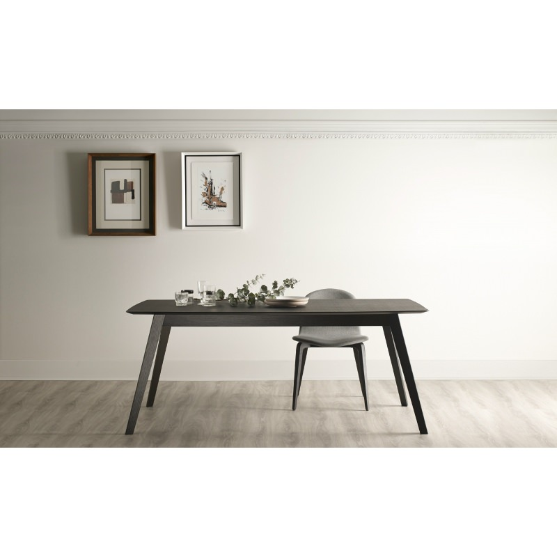 Table rallonge table extensible table aise table treku table ch ne tabl - Table ovale extensible design ...