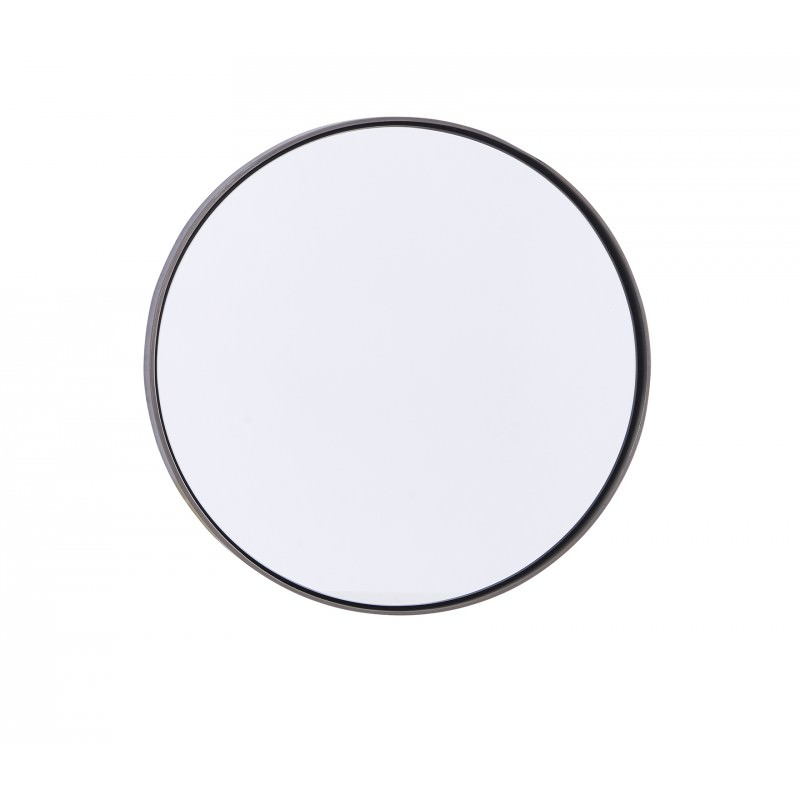 Miroir rond house doctor miroir reflektion house doctor for Miroir design rond