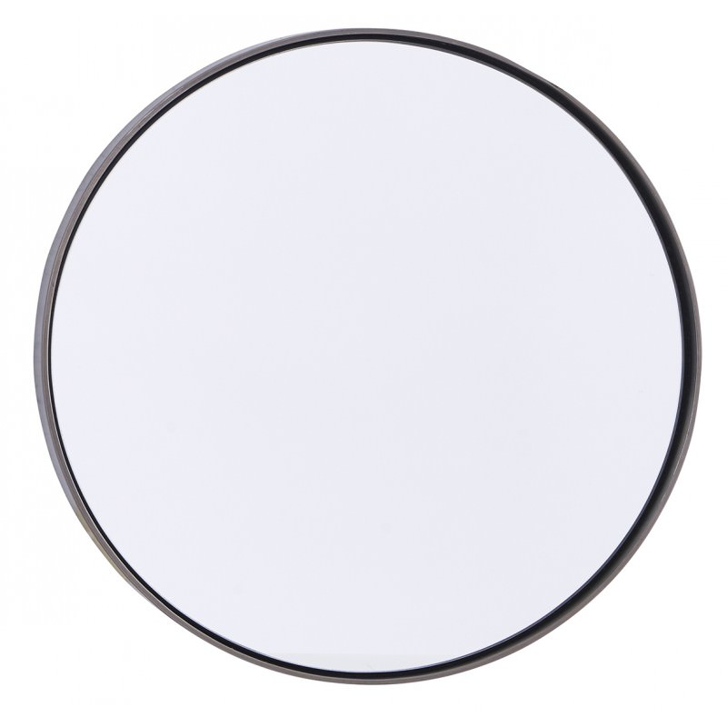 Miroir rond house doctor miroir reflektion house doctor for Grand miroir rond design