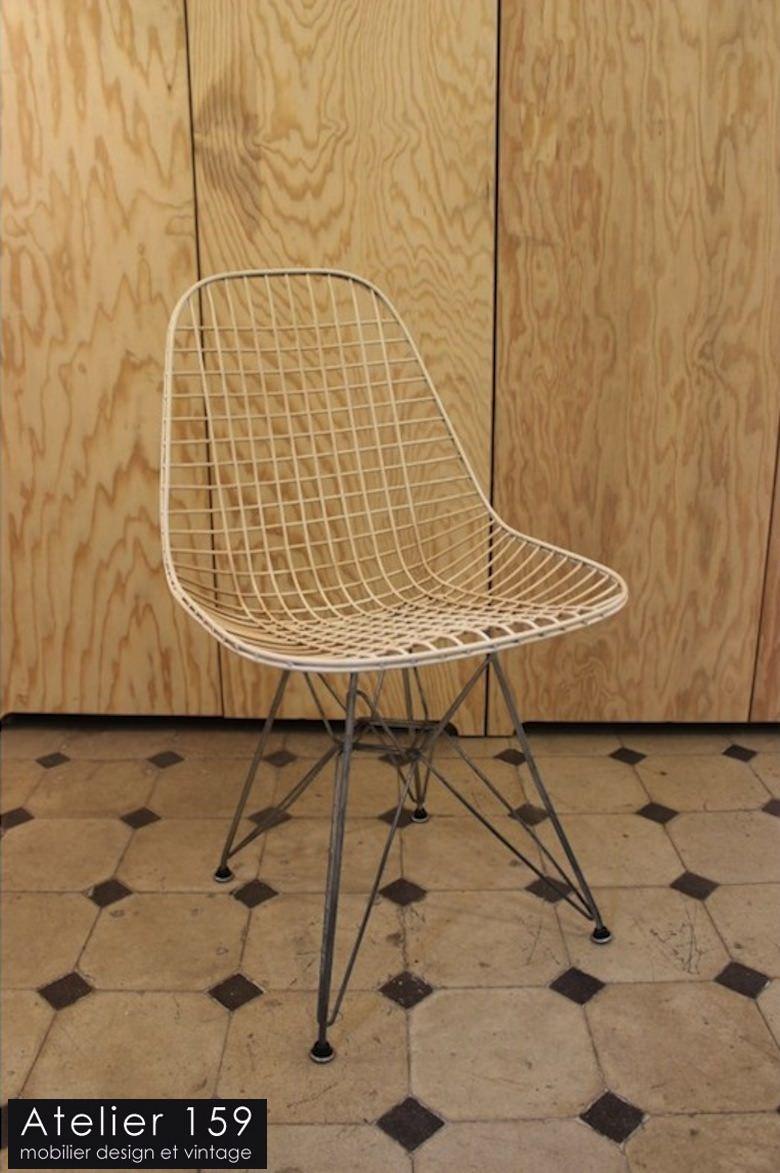 Pourquoi acheter une chaise eames originale vintage for Acheter une chaise