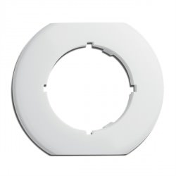 Cache central en duroplast rond (encastrable) Ref. 176426 - THPG
