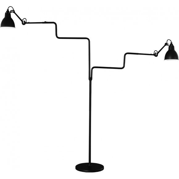 Lampadaire GRAS 411 double-DCW Editions