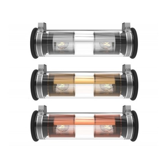In The Tube Dcw In The Tube Dcw Editions Lampe Tube Lampe Gras