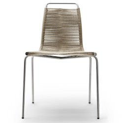 Chaise PK1 indoor -Carl Hansen