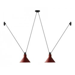 Suspension ACROBATE Gras N°324 BL-RED CONIC-L