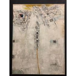 Huile sur toile 60 X 80 cm - Adi Candra