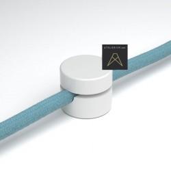 Fixation universelle mur ou plafond pour câble électrique