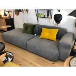 Canapé Mags Soft accoudoirs bas Longueur 246.5 cm - Hay