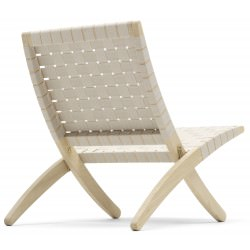 "Fauteuil MG501 ""Cuba Chair"" - Morgen Gottler - Carl Hansen"