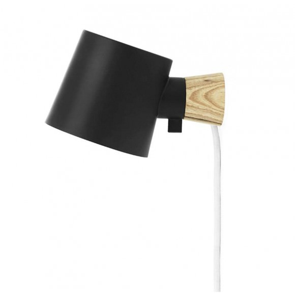 Applique Rise noir - Normann Copenhagen