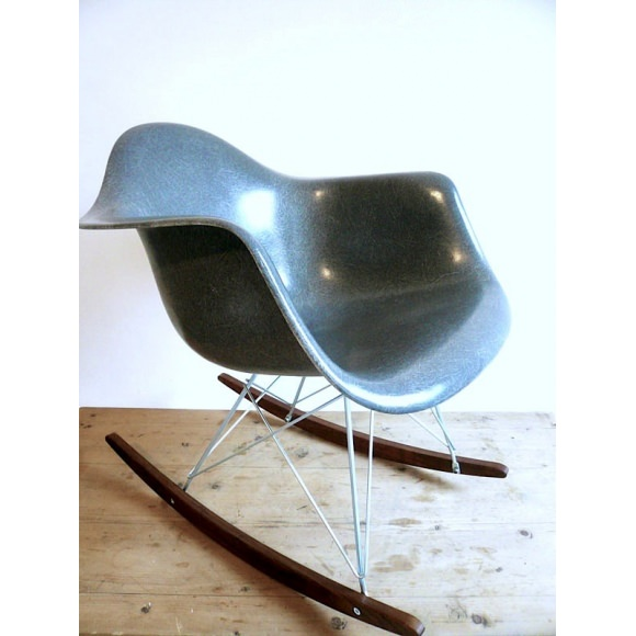 RAR Rocking Chair Eames Elephant Grey - Herman Miller