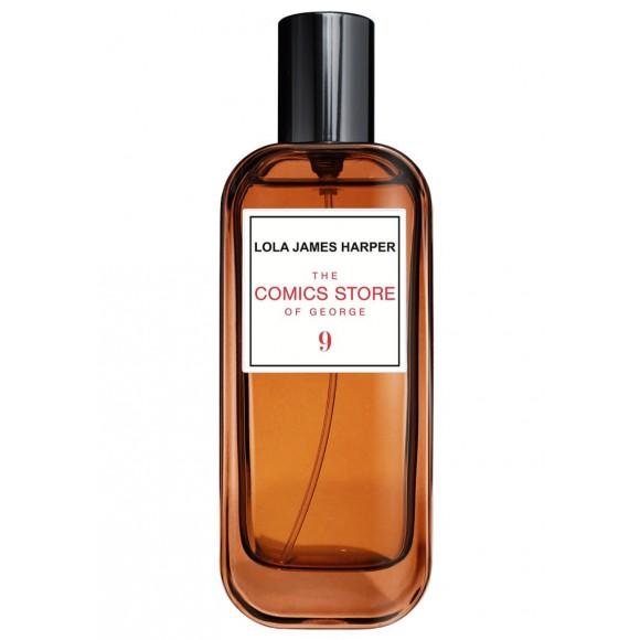 """Parfum d'intérieur """" 9 The Comics Store of George"""" 50ml - Lola James Harper"""