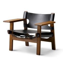 "Fauteuil ""The Spanish Chair"" - Børge Mogensen - Fredericia Furniture"