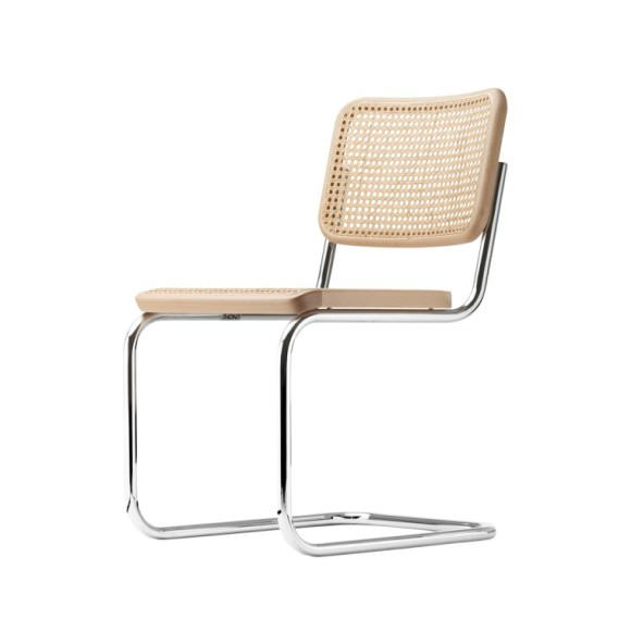 Chaise S 32 hêtre naturel - Thonet