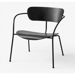 Fauteuil Pavilion Chêne noir AV5 - And Tradition