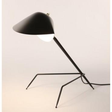 Lampe à poser Tripode 1954 - Serge Mouille