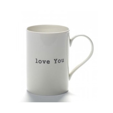 "Tasse ""Love you"" - Serax"