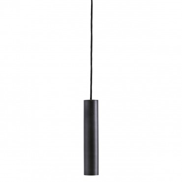 Suspension Pin Small laiton noir - House Doctor