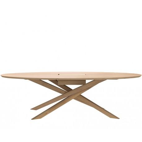 Table de réunion MIKADO en chêne - Ethnicraft