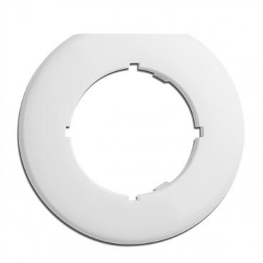 Cache externe simple carré en duroplast pour Dimmer (encastrable) Ref. 119329 - THPG