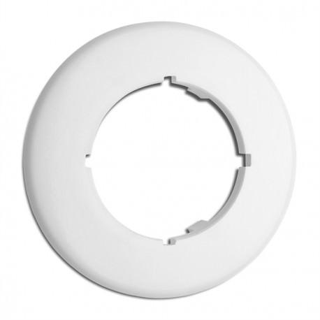 Cache simple rond en duroplast pour dimmer (encastrable) Ref. 176421 - THPG