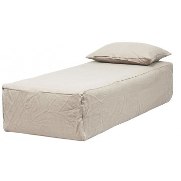 Day Bed Slow en lin (6 coloris disponibles) - Bed and Philosophy
