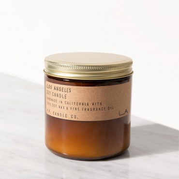 Bougie parfumée de soja LOS ANGELES 350G - PF Candle Co