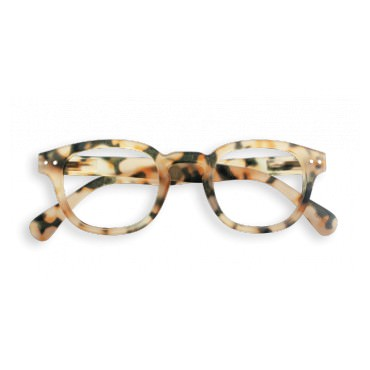 Lunettes loupe de lecture SCREEN Collection C / Light Tortoise - IZIPIZI