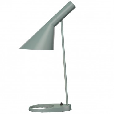 Lampe de table AJ Mini Pétrole Clair - Arne Jacobsen - Louis Poulsen