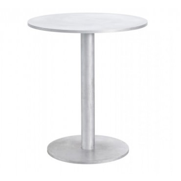 Table round table s hammerpaint green - Valerie Objects