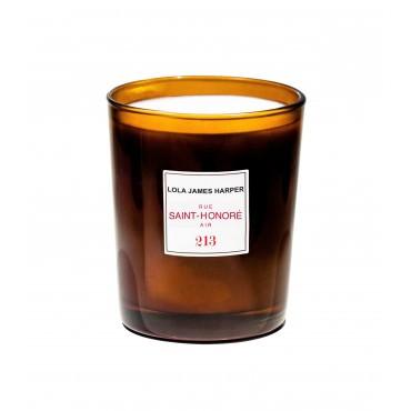 """Bougie parfumée """"213 Rue Saint Honoré Air"""" 190g - Lola James Harper"""