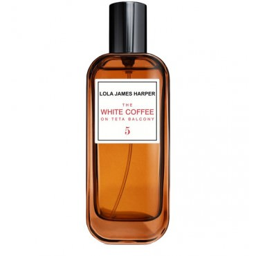 "Parfum d'intérieur "" 5 The White Coffee On Teta Balcony "" 50ml  - Lola James Harper"