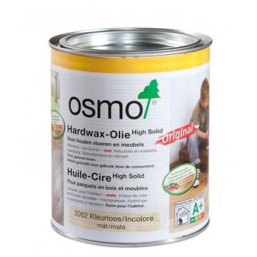 Huile - cire incolore mat OSMO - Ethnicraft