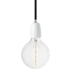 Suspension NUD Collection Porcelaine Blanche