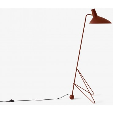 Lampadaire TRIPOD HM8 noir - And Tradition