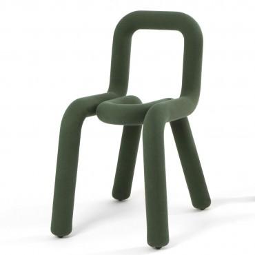 Chaise BOLD vert foncé - Moustache