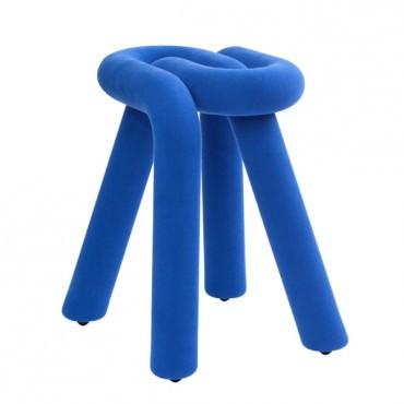 Tabouret BOLD Bleu - Moustache