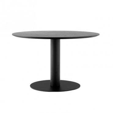 Table In Between SK11 / Ø 90 cm - Chêne Noir - &Tradition