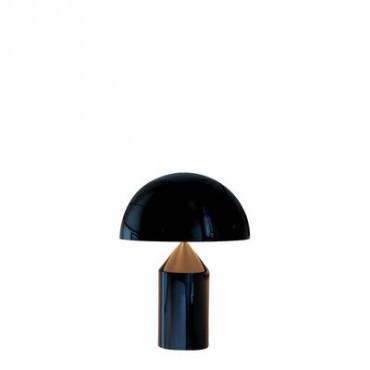 Lampe ATOLLO small noir - Oluce
