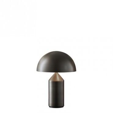 Lampe ATOLLO small bronze - Oluce