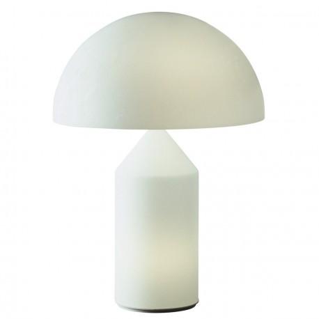 Lampe ATOLLO small blanc - Oluce