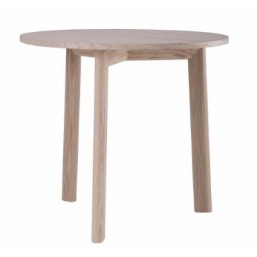 Table trépied ronde GALTA en frêne - Kann Design