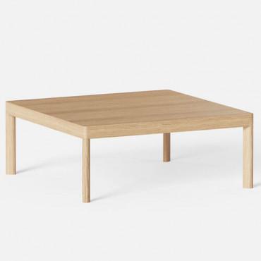 Table basse GALTA L.125 cm en chêne - Kann Design