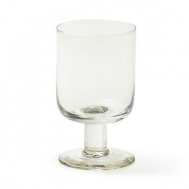 "Lot de 6 verres à vin ""BLOOM"" Ø6,8*H.11,9 cm transparent - Bitossi Home"