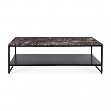 Table basse STONE 120*70cm marbre Dark Emperador - Ethnicraft