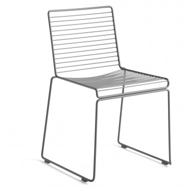 Chaise Hee Gris - Hay