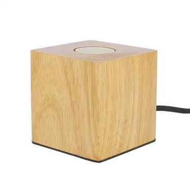 """Lampe """"Small Cut"""" en chêne - Nexel Edition"""
