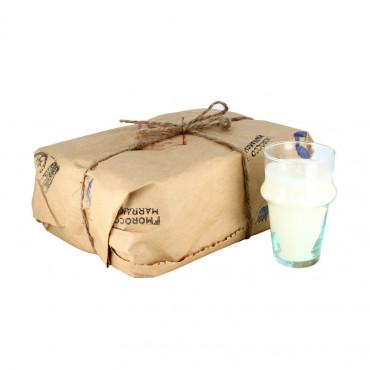Pack de 6 bougies en verre Beldi B4 (Plusieurs parfumes disponibles) - Côté Bougie Marrakech