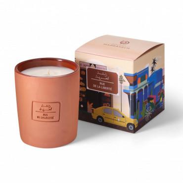 Bougie 40 000 Marrakech (Plusieurs parfums disponibles) - Côté Bougie Marrakech